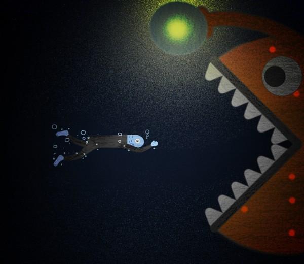 No dejes de nadar (Feli el pez) (video)