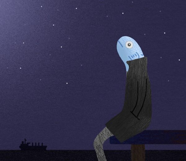 Una vuelta (Feli el pez)